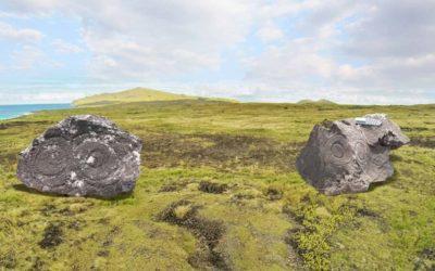 Control e Intercambio Prehistórico de Piedras Arqueológicas en Rapa Nui