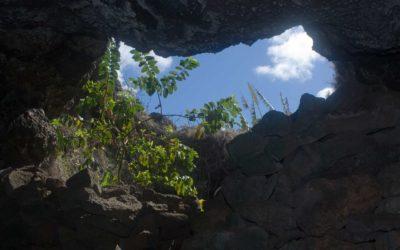 The Underground World of Rapa Nui