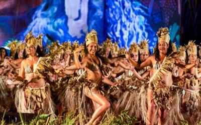 Tapati Rapa Nui 2019