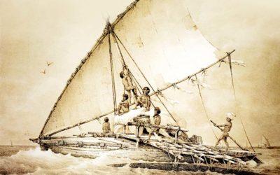Antiguas Tradiciones de la Navegación Polinésica