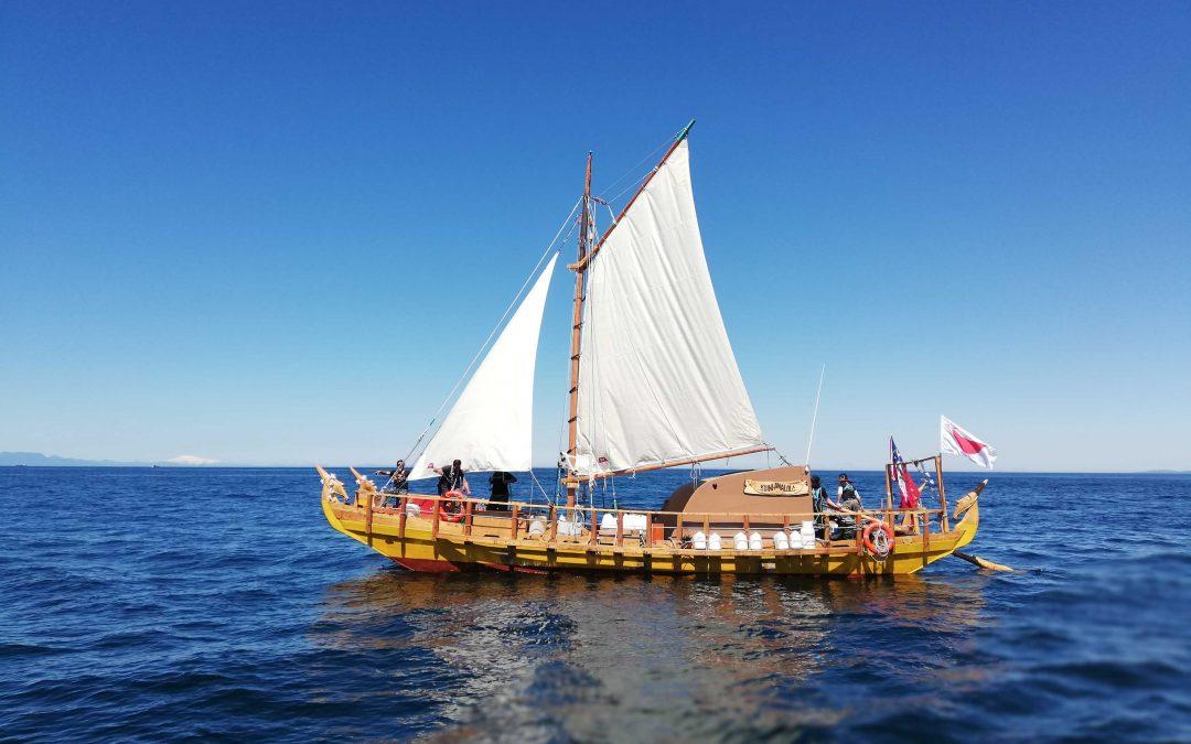 Kuini Analola, El rescate de la navegación ancestral