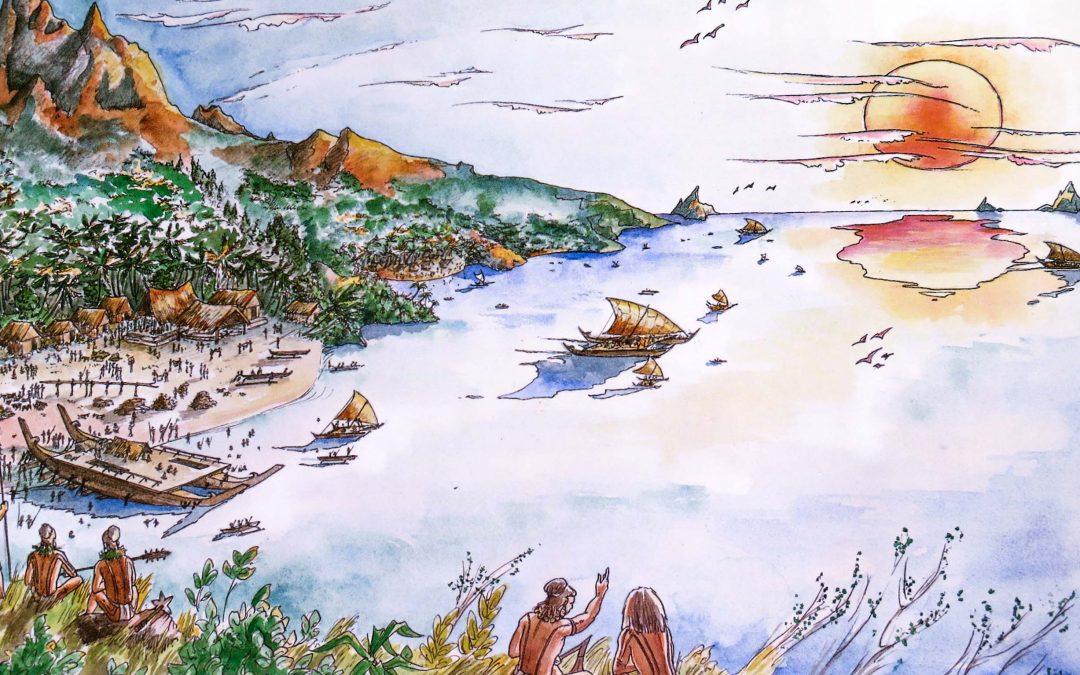 Los orígenes de los Polinesios