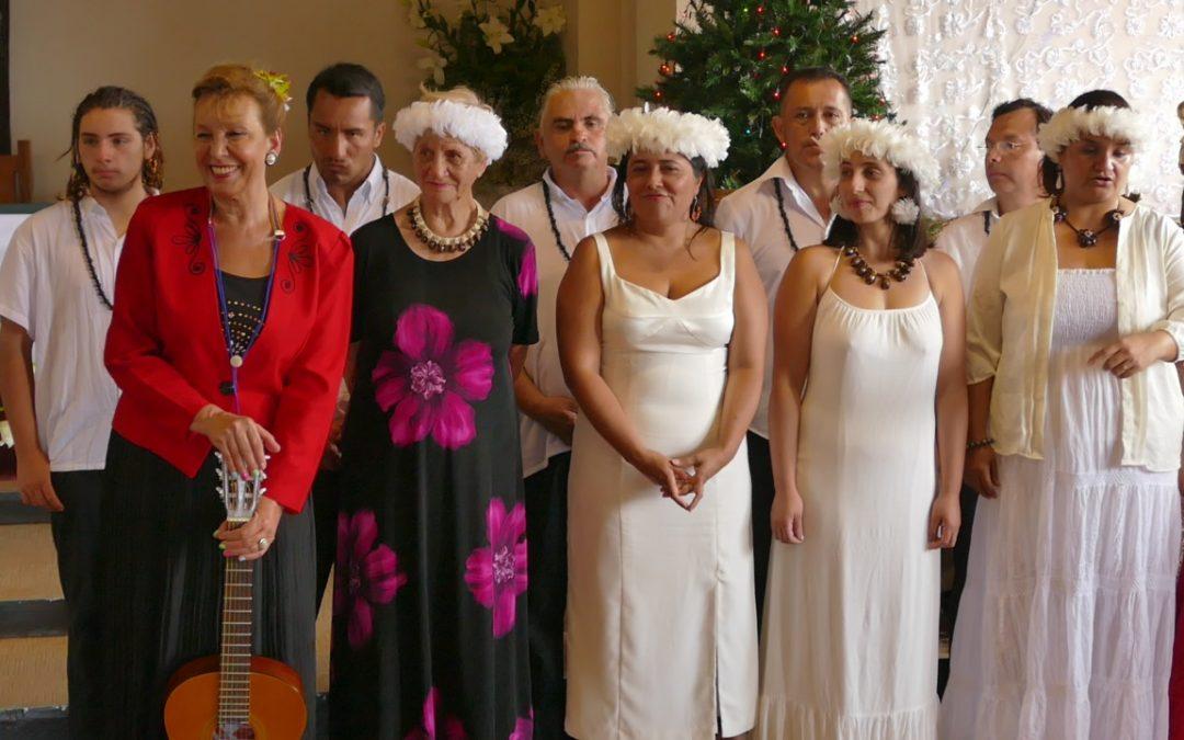 Nace un Coro Rapa Nui